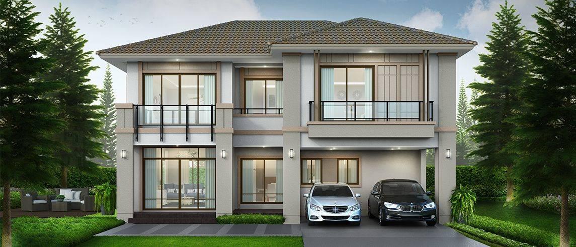 บ้านที่ให้มากกว่าแค่ที่อยู่อาศัย บ้านภัสสร ซีรีส์ใหม่ เข้าใจคุณมากกว่าเดิม | Prop2Morrow บ้าน คอนโด ข่าวอสังหาฯ